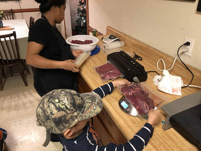 Venison Packing (3)