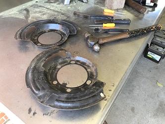 Brake Dust Shields (1)