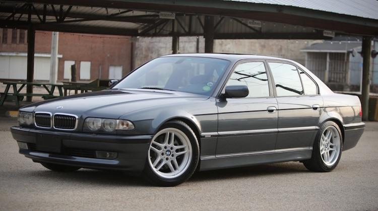 BMW-740i-E38-E39-M5